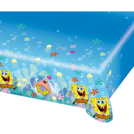 Sponge Bob tafelkleed 180 x 120 cm.