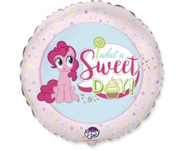 My Little Pony folieballon Sweet Day ø 45 cm.