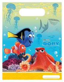 Disney Finding Dory traktatiezakjes 6 st.