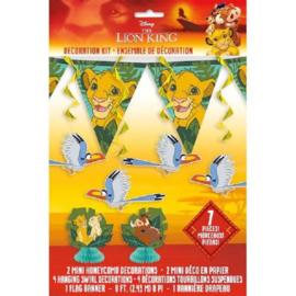 Disney The Lion King versierset 7-delig
