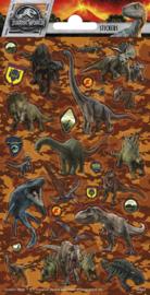Dinosaurus stickers Jurassic World