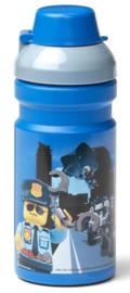 Lego City politie drinkfles 390 ml.