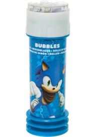 Sonic bellenblaas blauw 60 ml.
