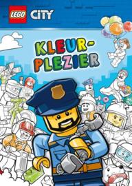 Lego City kleurboek