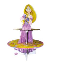 Disney Princess Rapunzel cupcake standaard