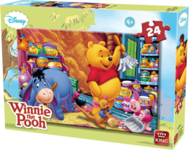 Disney Winnie de Poeh puzzel 24 stukjes