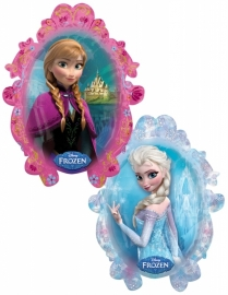 Disney Frozen folieballon XL 63 x 78 cm.