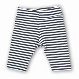 Disney blauw met wit gestreept broekje mt. 62