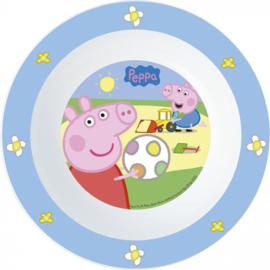 Peppa Pig schaaltje ø 16 cm.