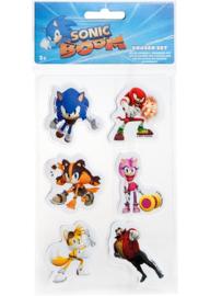 Sonic The Hedgehog gummen set
