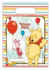 Disney Winnie de Poeh traktatiezakjes Sweet Tweets 6 st.