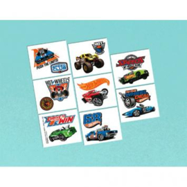 Hot Wheels tattoos