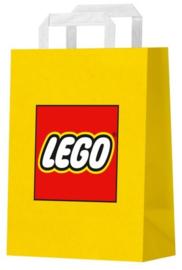 Lego cadeau tasje 24 x 18 x 8 cm.