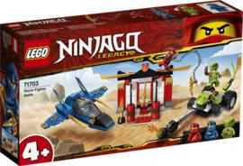Lego Ninjago Storm Fighter Battle