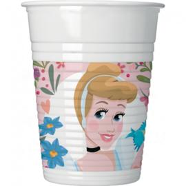 Disney Princess Dare to Dream bekertjes 8 st.