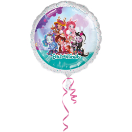 Enchantimals folieballon ø 43 cm.