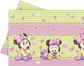Disney Baby Minnie Mouse tafelkleed 120 x 180 cm.