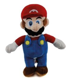 Super Mario Bros pluche knuffel 35 cm.