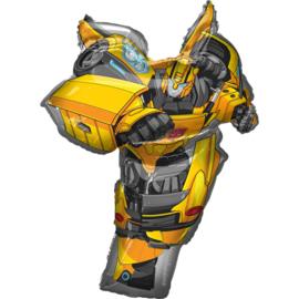 Transformers folieballon Bumblebee XL 68 x 93 cm.