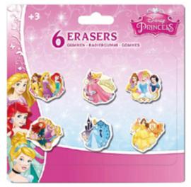 Disney Princess uitdeel gummen 6 st.