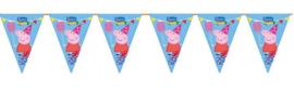 Peppa Pig vlaggenlijn Fiesta 3 mtr.