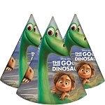 Disney The Good Dinosaur feesthoedjes 6 st.