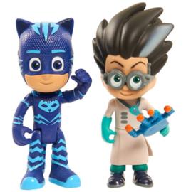 PJ Masks Catboy en Romeo speelfiguur
