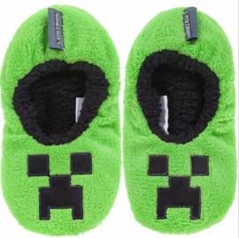 Minecraft pantoffels mt. 29-30