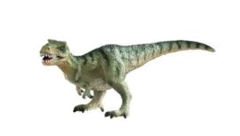 Dinosaurus Tyrannosaurus taart topper decoratie 10 cm.