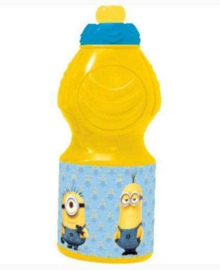 Minions drinkfles 400 ml.