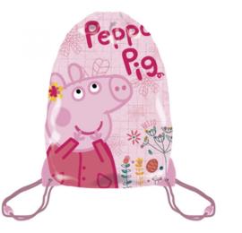 Peppa Pig gym- zwemtas Hello 43 x 34 cm.