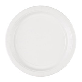 Witte feestartikelen