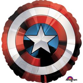 Avengers Assemble schild folieballon ø 71 cm.