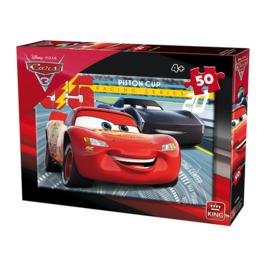 Disney Cars puzzel Piston Cup 50 stukjes