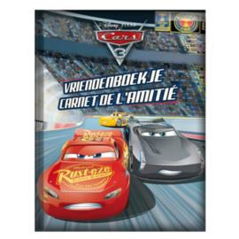 Disney Cars 3 vriendenboekje