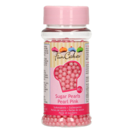 Suikerparels Pearl Pink 80 gr.