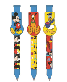 Disney Mickey Mouse and friends uitdeel pennen 3 st.