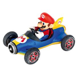 Super Mario Bros taart topper race auto Classic 5 cm.