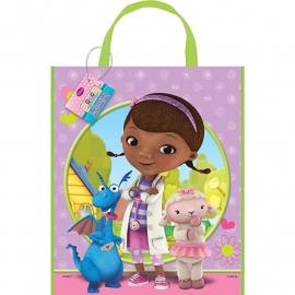 Disney Doc McStuffins cadeau tasje 33 x 28 cm.