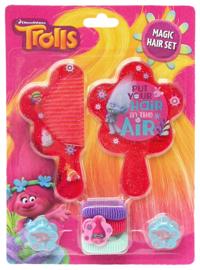 Trolls magic hair set 7-delig