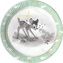 Disney Bambi taart en cupcake decoratie