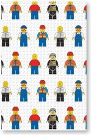 Lego fleecedeken 100 x 150 cm.