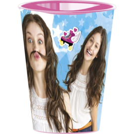 Disney Soy Luna drinkbeker 260 ml.