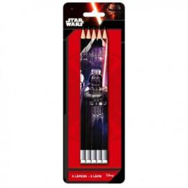 Star Wars uitdeel potloden 5 st.