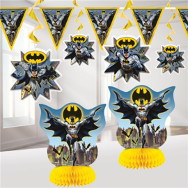 Batman decoratie versierset 7-delig