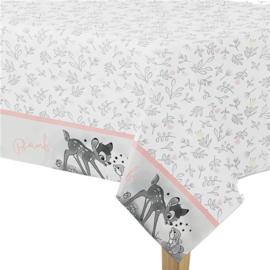 Disney Bambi tafelkleed 120 x 180 cm.