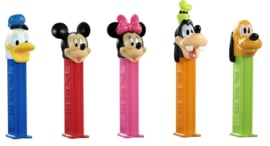 Mickey Mouse and friends PEZ p/stuk