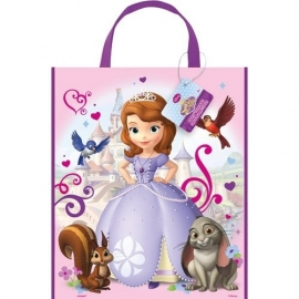 Disney Sofia the First cadeau tasje 33 x 28 cm.