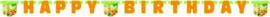 Disney Tinkerbell slinger happy birthday 1,95 mtr.