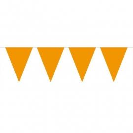 Vlaggenlijn oranje 10 mtr.